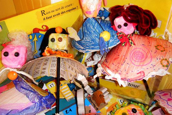 Journée marionnettes en images